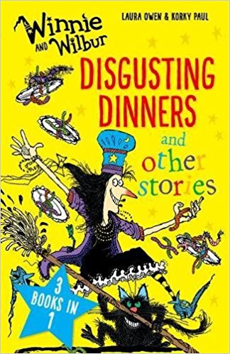 Disgusting Dinners and other stories