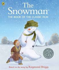 Snowman Book Of Classic Film (Livre et CD)