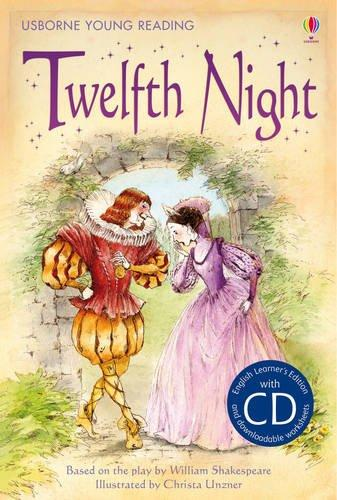 Twelfth Night (livre + CD)