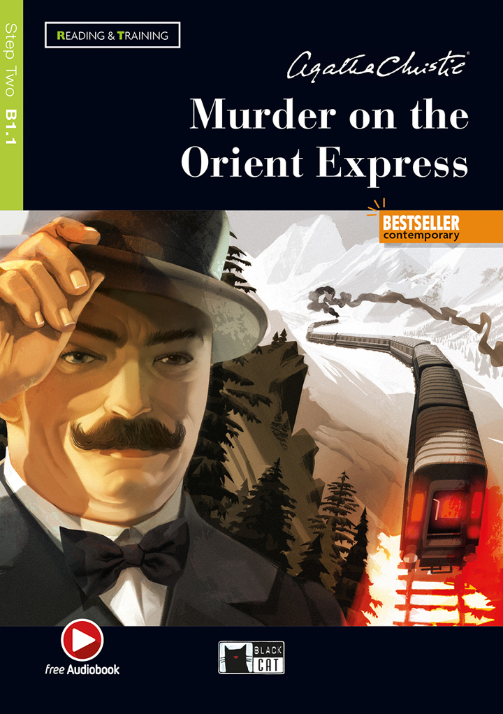 Murder on the Orient Express (livre + audio)