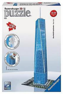 Building One World Trade Center