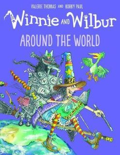 Winnie and Wilbur: Around the World