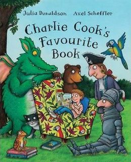 Charlie Cook's Favourite Book (big book)