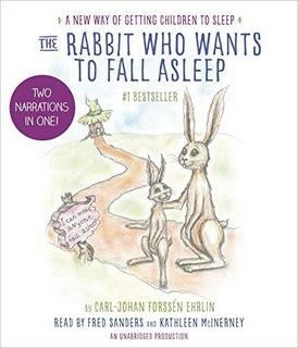 The Rabbit Who Wants to Fall Asleep: A New Way of Getting Children to Sleep (CD)
