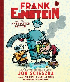 Frank Einstein and the Antimatter Motor (CD)