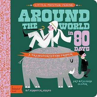Around the World in 80 Days (Little Master Verne)