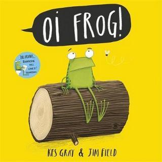 Oi Frog (big book)