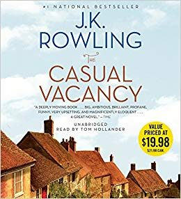 The Casual Vacancy (CD)