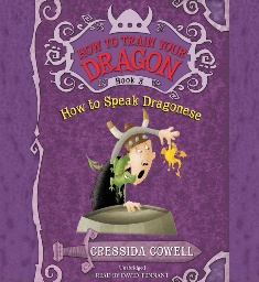 How to Train Your Dragon: How to Speak Dragonese (CD)