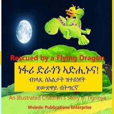 Rescued by a Flying Dragon