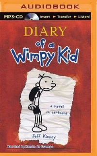 Diary of a Wimpy Kid (MP3 CD)