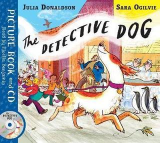 The Detective Dog (livre + CD)