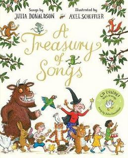 A Treasury Of Songs (Livre + Cd)