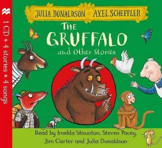 The Gruffalo and Other Stories (CD)
