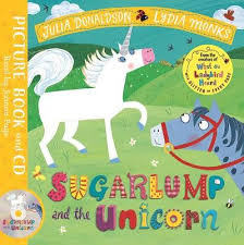 Sugarlump and the Unicorn (Livre + CD)