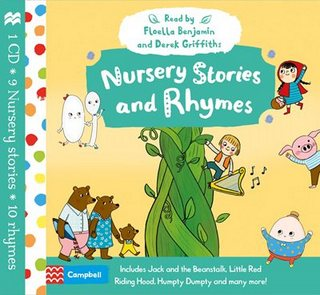 Nursery Stories and Rhymes (CD)