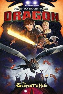 The Serpent's Heir (How to Train Your Dragon)