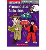 Timesaver Pronunciation Activities (Elementary - Intermediate with audio CD)