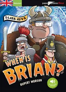 When is Brian? (Livre   audio)