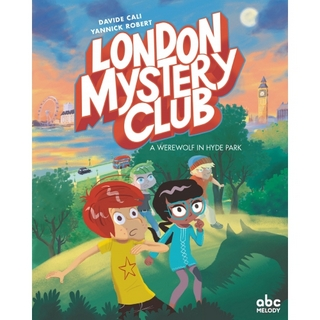 London Mystery Club - A Werewolf in Hyde Park