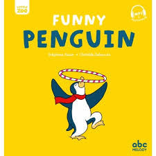 Funny Penguin (+MP3)