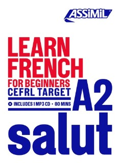 Learn french for beginners A2 1 CD audio MP3