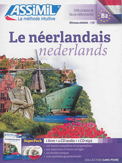 Assimil - Le néerlandais SuperPack (1 livre + 4 CD audio + 1 CD mp3)