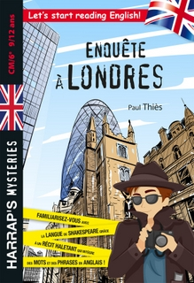 Enquête à Londres (Harrap's Mysteries)