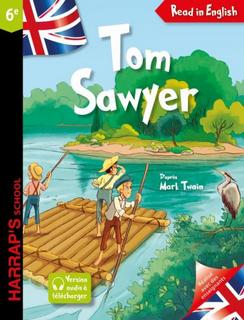 Tom Sawyer (Harrap's Read in English)