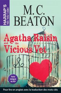 Agatha Raisin and the Vicious Vet (Harrap's Yes You Can)