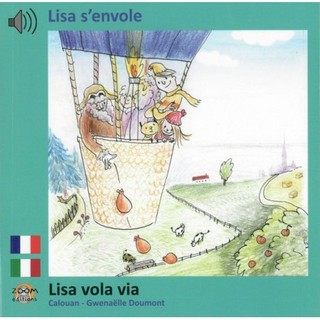 Lisa s'envole / Lisa vola via (FRA-ITA)