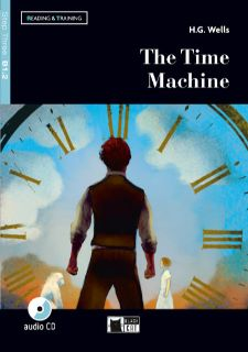 The Time Machine (livre + CD)
