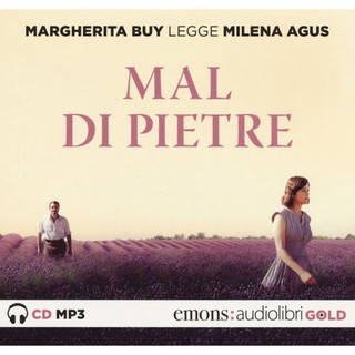 Mal di pietre (letto da Margherita Buy) (CD mp3)