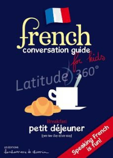 French - Conversation guide for kids