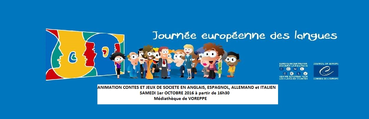 Animation à Voreppe le 30/09/2016